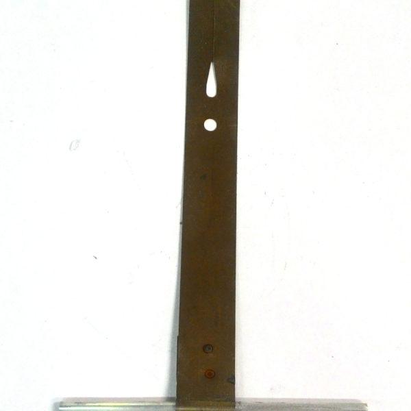 Molla in acciaio per attacco al rullo